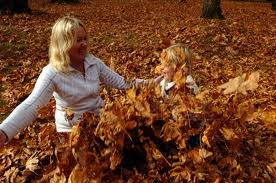Fall has arrived-enjoy this time with the children!